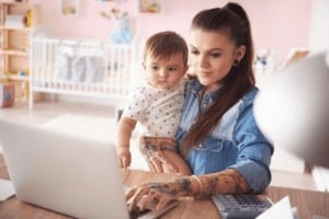 Best Work-From-Home Jobs for Moms