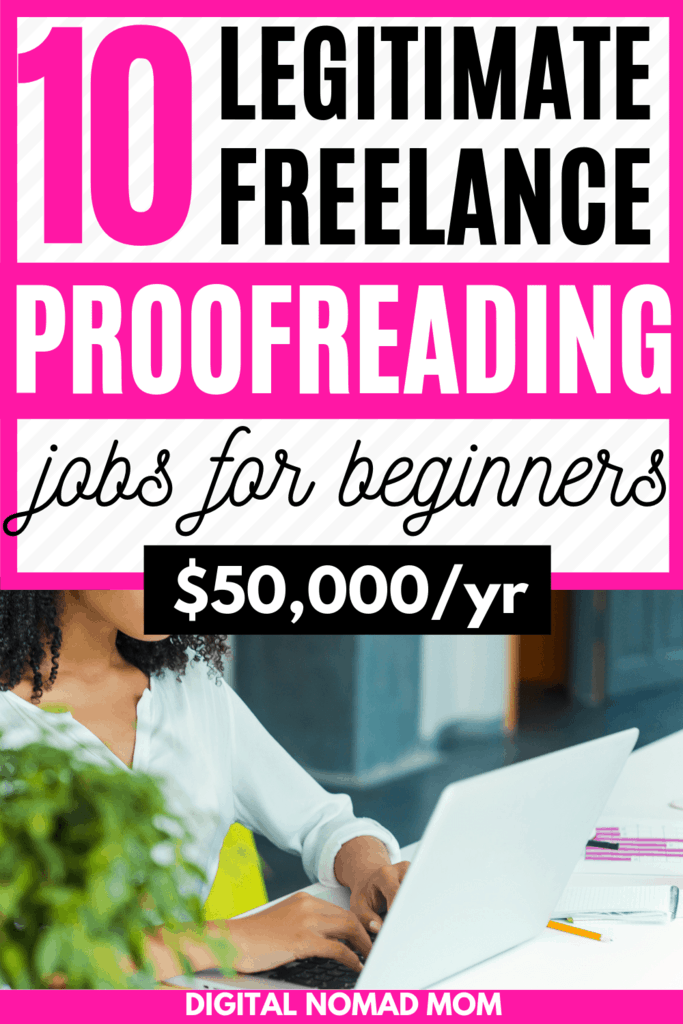 Looking to start a freelance proofreading job at home? Proofreading is experience rapid growth and these 10 companies are always hiring remote proofreaders.