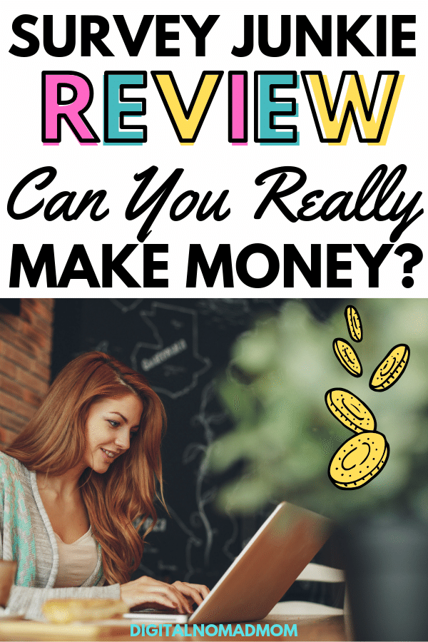 Survey Junkie Pulse is a popular browser extension and survey site. But is Survey Junkie Pulse worth your time? Can you really make money taking surveys with Survey Junkie? Read this complete Survey Junkie Pulse review to find out. #surveyjunkie #surveyjunkiereview #onlinesurveys