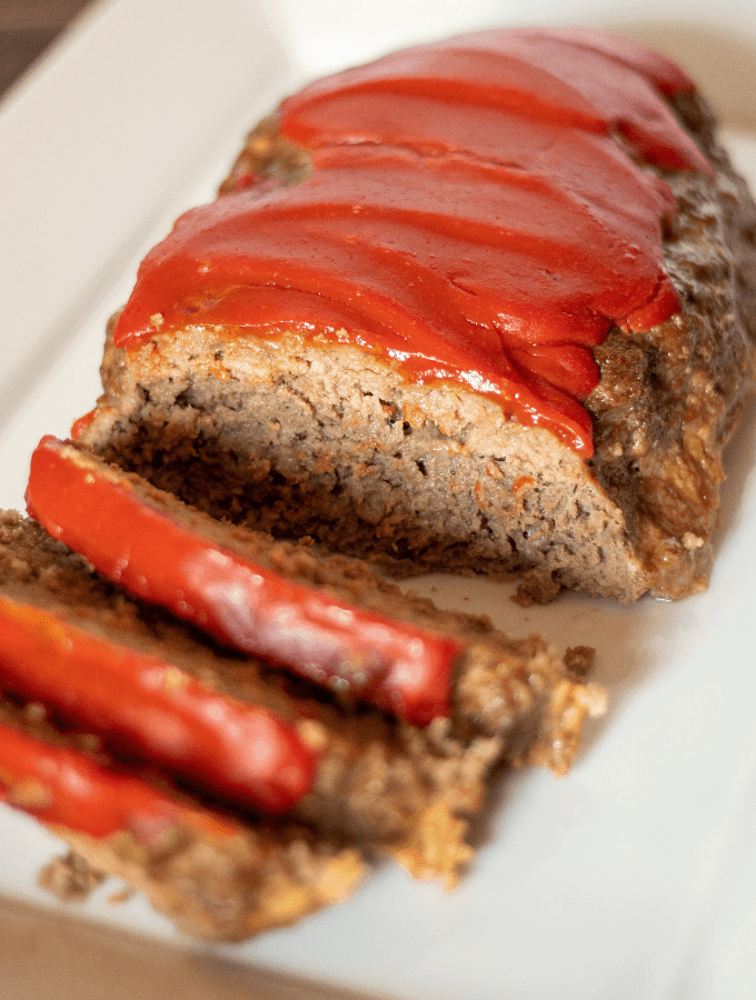 Southern Style Meatloaf - Keto