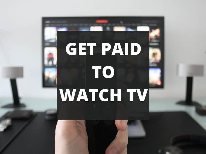 a remote pointing at a tv with text overlay