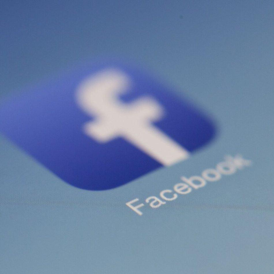 The Facebook Symbol